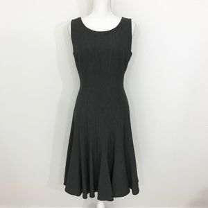 Calvin Klein Fit And Flare Career Dress